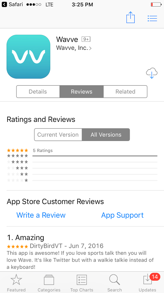 Wavve App